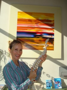 Dr Angela Grove - Owner Highgate Chiropractic
